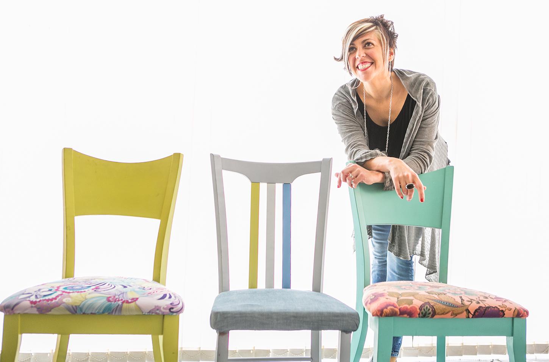 Raquel Canovas asesoria creativa pensamiento creativo talleres diseño