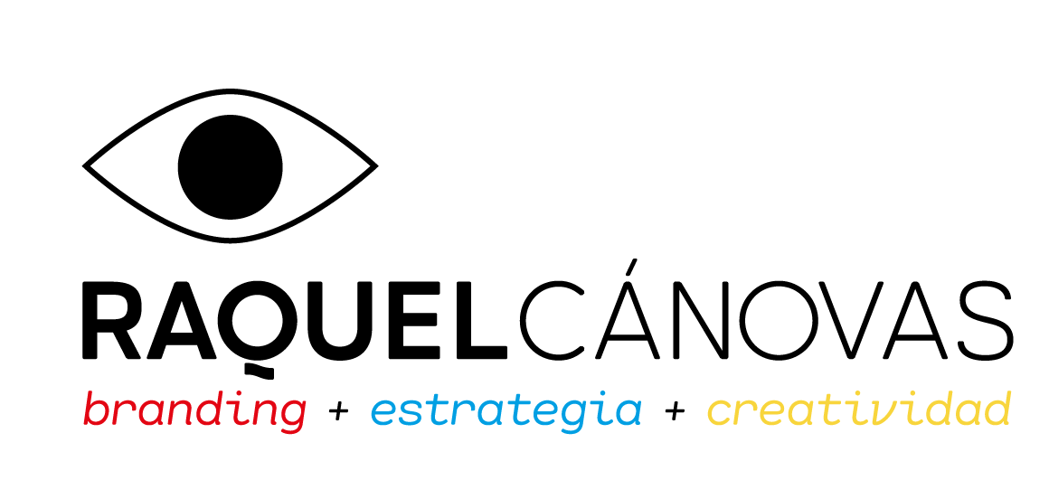 Raquel Cánovas · Branding - estrategia - creatividad